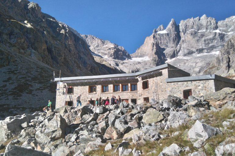 Refuges de moyenne et haute montagne