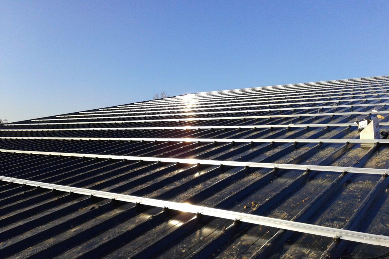 centrale photovoltaïque exploitation agricole